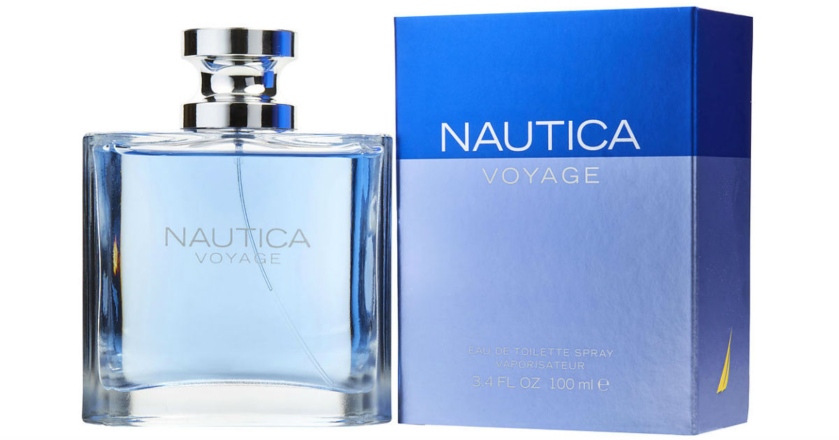 Nautica Voyage Cologne for Men ONLY $9.54 at Walmart (Reg $60)