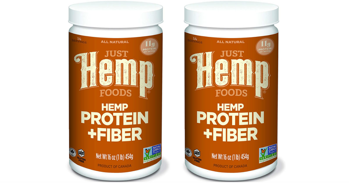 Just Hemp Foods Protein Powder ONLY $1.94 Shipped (Reg $13)