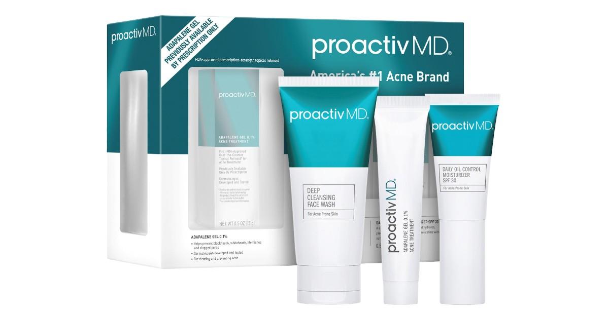 10% OFF ProactivMD Intro Kit +...