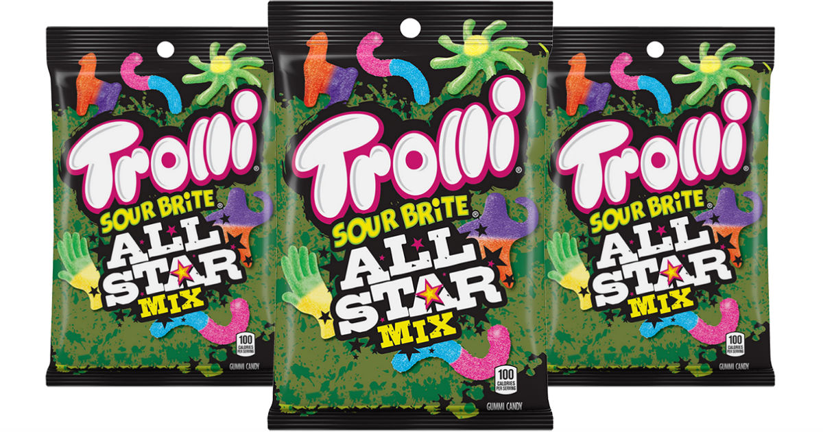 Trolli Gummy Candy ONLY $1.50 at Walgreens