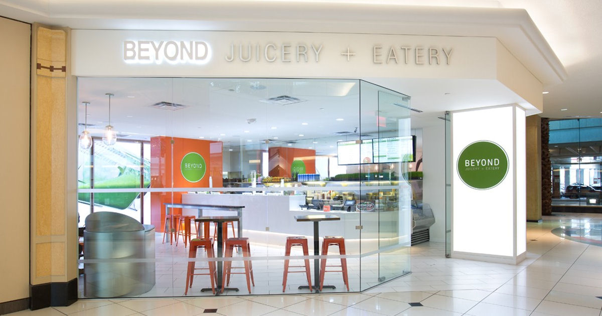 Beyond Juicery