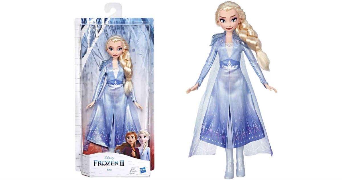 Disney Frozen 2 Dolls ONLY $9.