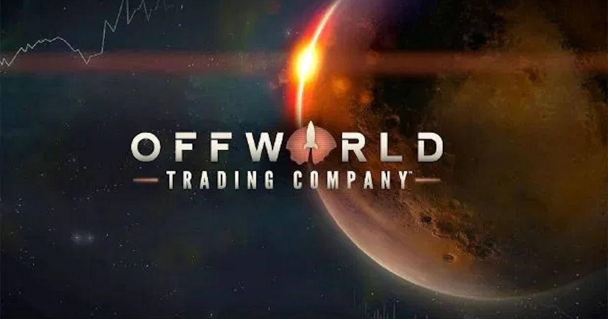 FREE Offworld Trading Company.