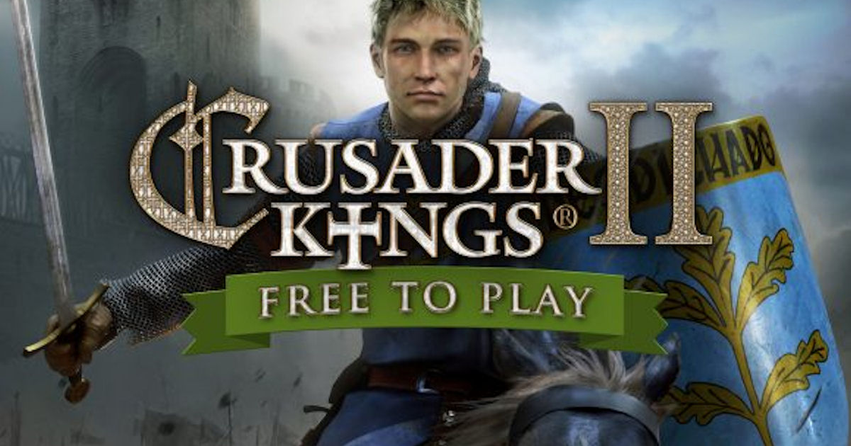 FREE Crusader Kings II PC Game...