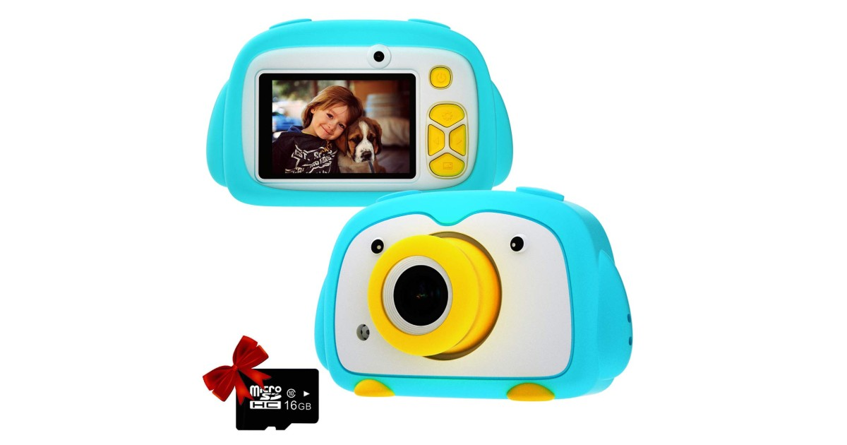 Kids Digital Camera Only 15 99 Reg 40 Daily Deals Coupons