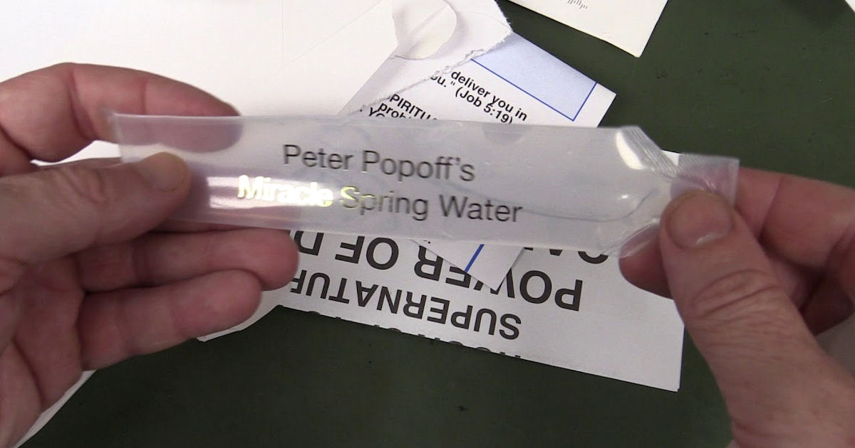 FREE Sampleof Peter Pop off Mi...