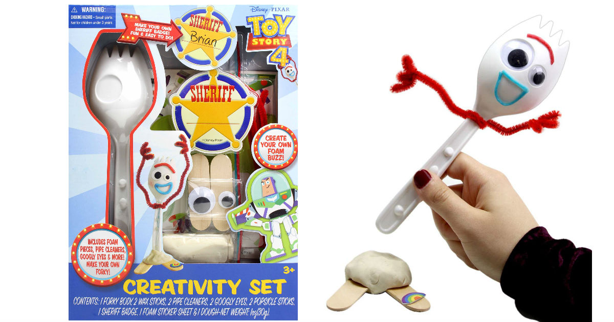 Disney Toy Story 4 Craft Creat...