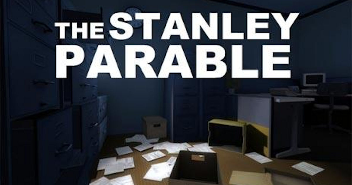 FREE Stanley Parable PC Game D...