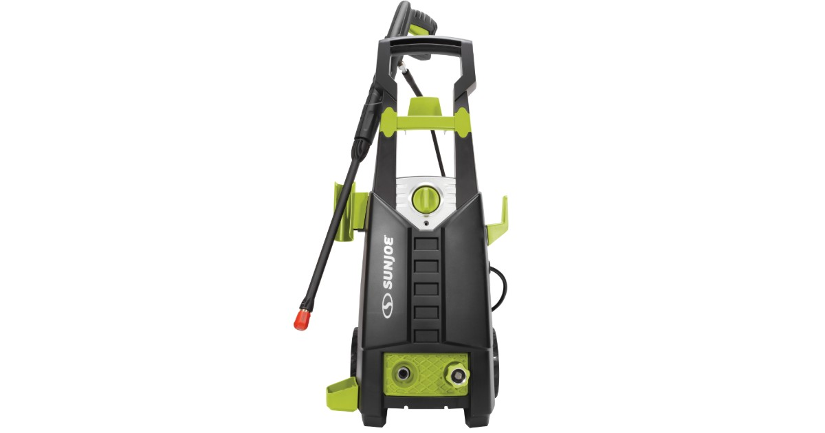 Sun Joe Pressure Washer with F...