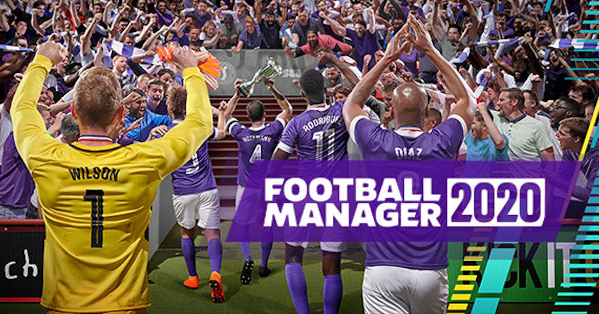 FREE Football Manager 2020 PC.