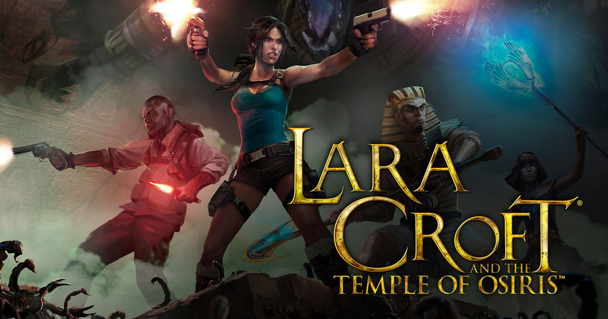 FREE Lara Croft and the Temple...