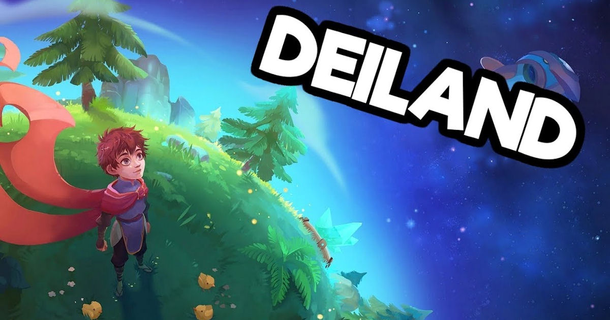 FREE Deiland PC Game Download.