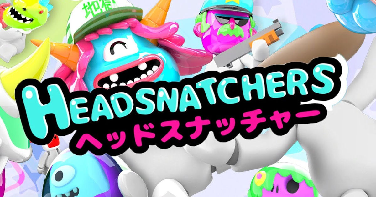 FREE Headsnatchers PC Game Dow...