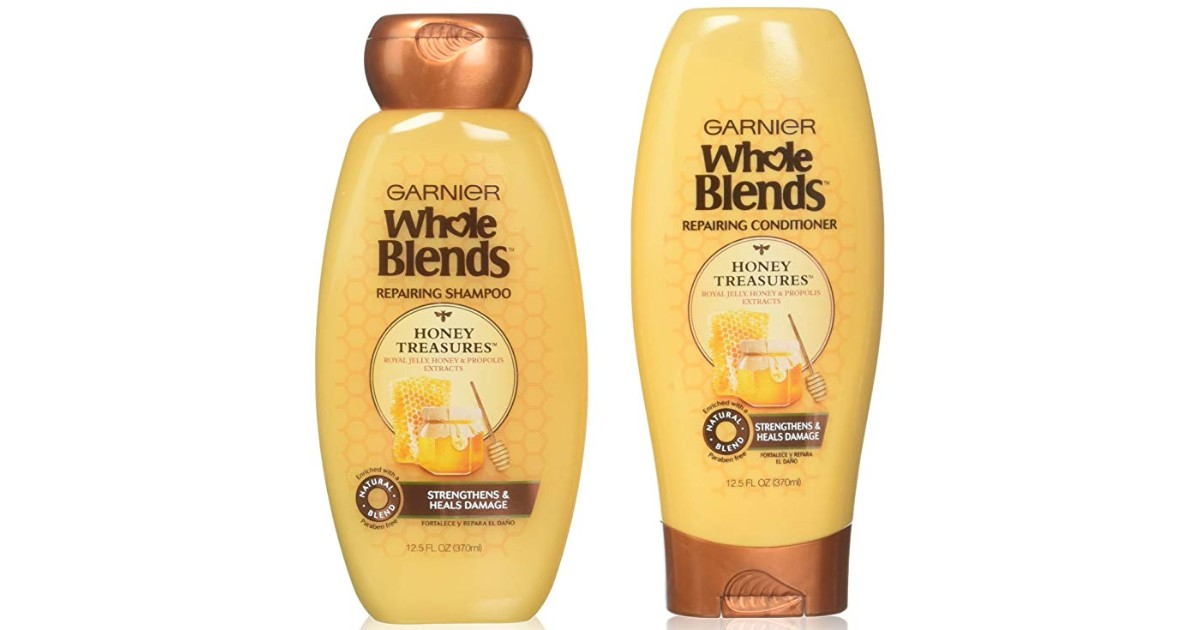 Garnier Whole Blends Haircare Products ONLY $1 at Walgreens