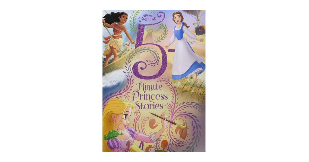 Disney Princess 5-Minute Stories ONLY $6.39 (Reg. $13)