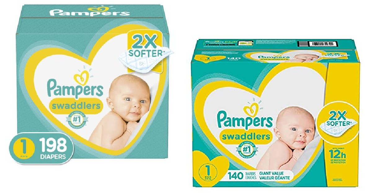 FREE $20 Gift Card w/ Pampers Purchase at Walmart.com Shipped