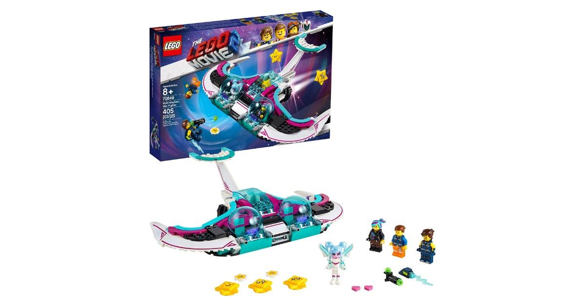 LEGO Movie 2 Wyld Mayhem Star Fighter ONLY $25.99 (Reg. $50)