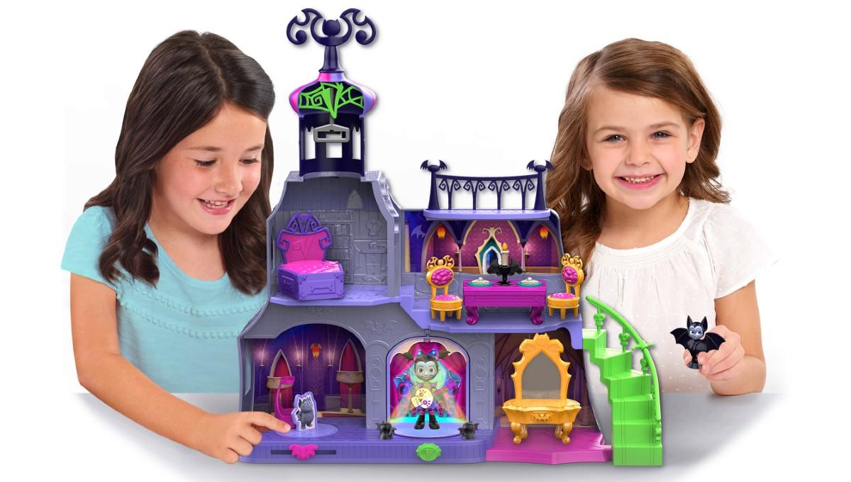 Vampirina Spookelton Castle ONLY $9.98 at Walmart (Reg $34.99)