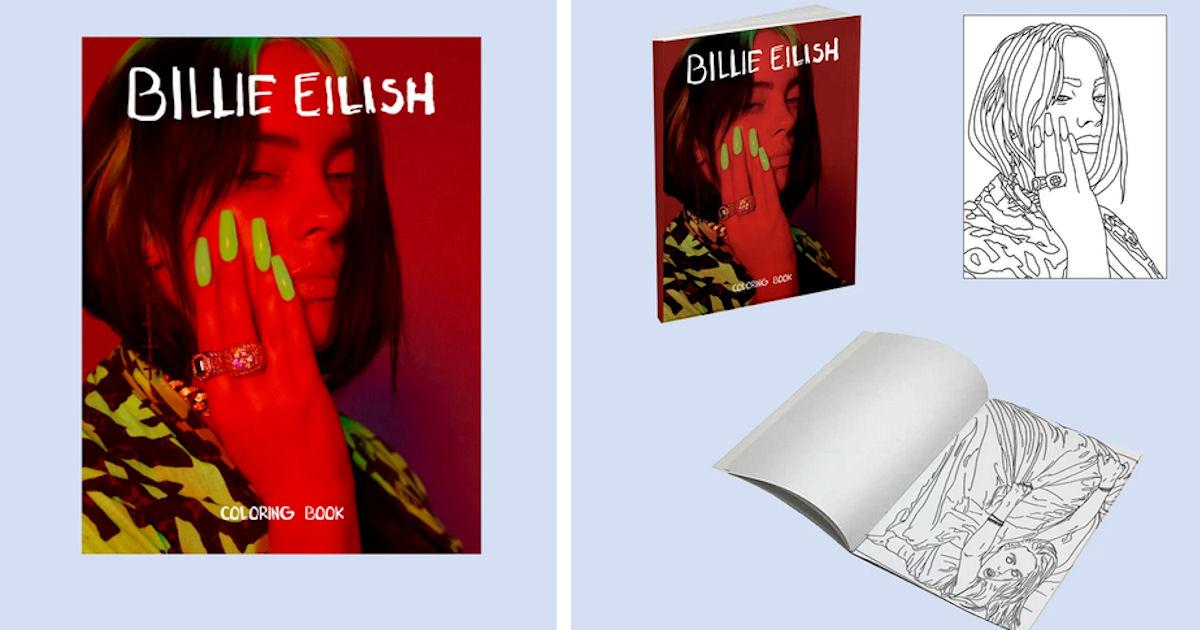 FREE Billie Eilish Printable C...