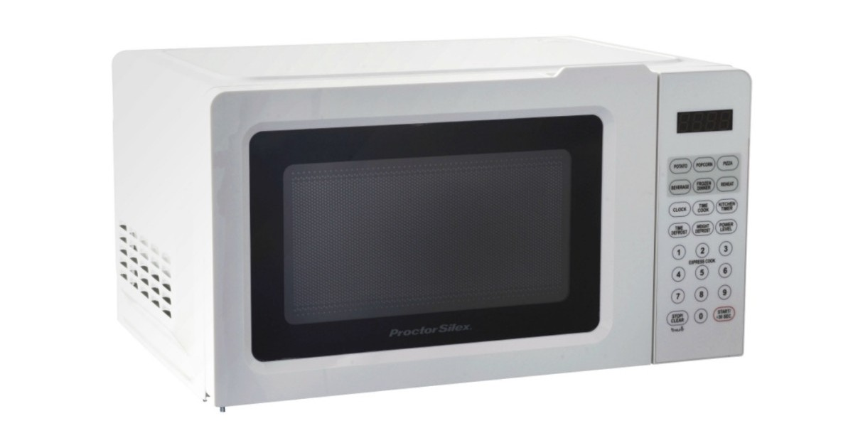Proctor Silex Digital Microwave ONLY $39.99 at Walmart