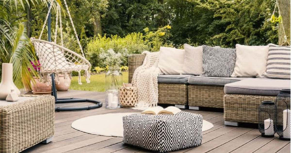 Win A 3 849 Gift Card For A Backyard Makeover Free Sweepstakes
