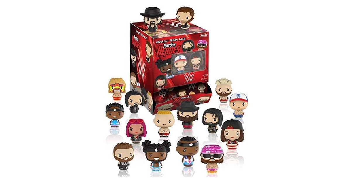 Funko Pint Size Heroes Action Figure ONLY $4.46 (Reg. $9)