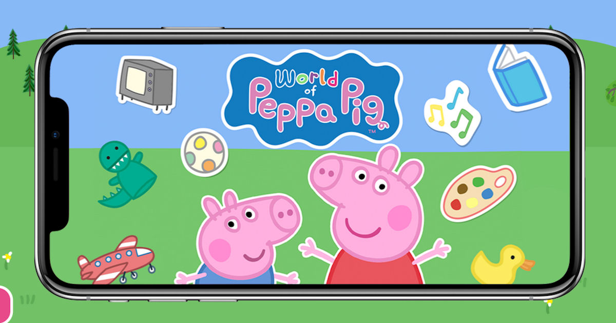 FREE World of Peppa Pig App