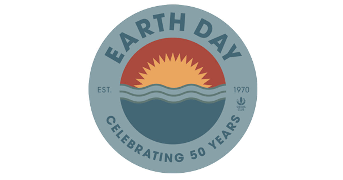 FREE 50th Anniversary of Earth...