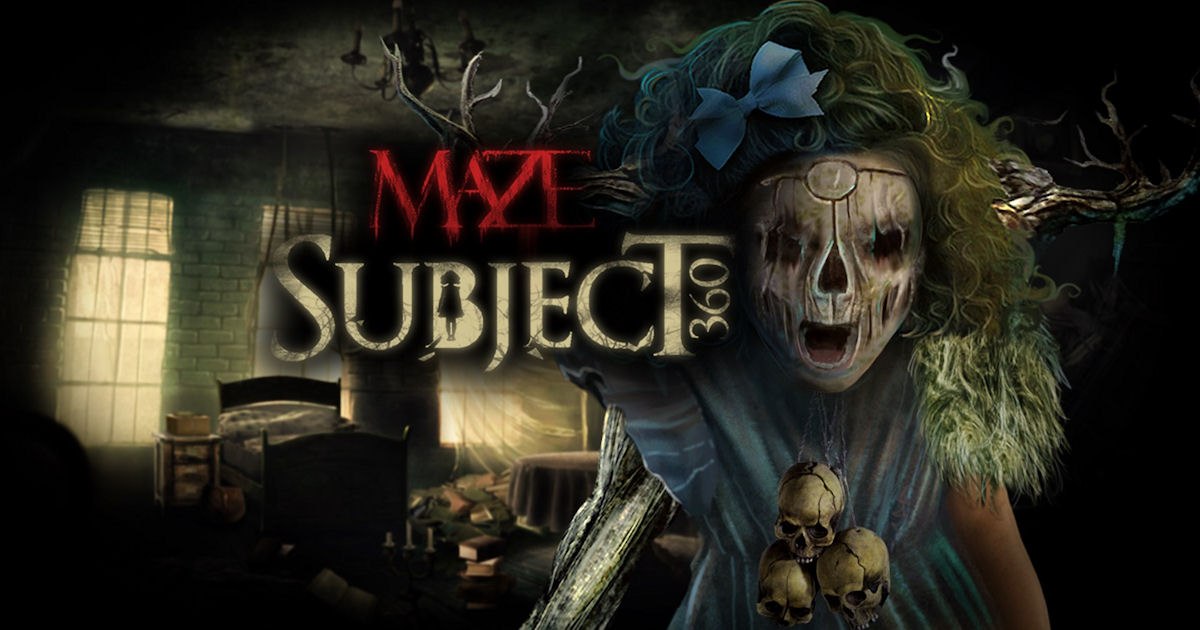 FREE Maze: Subject 360 PC Game...