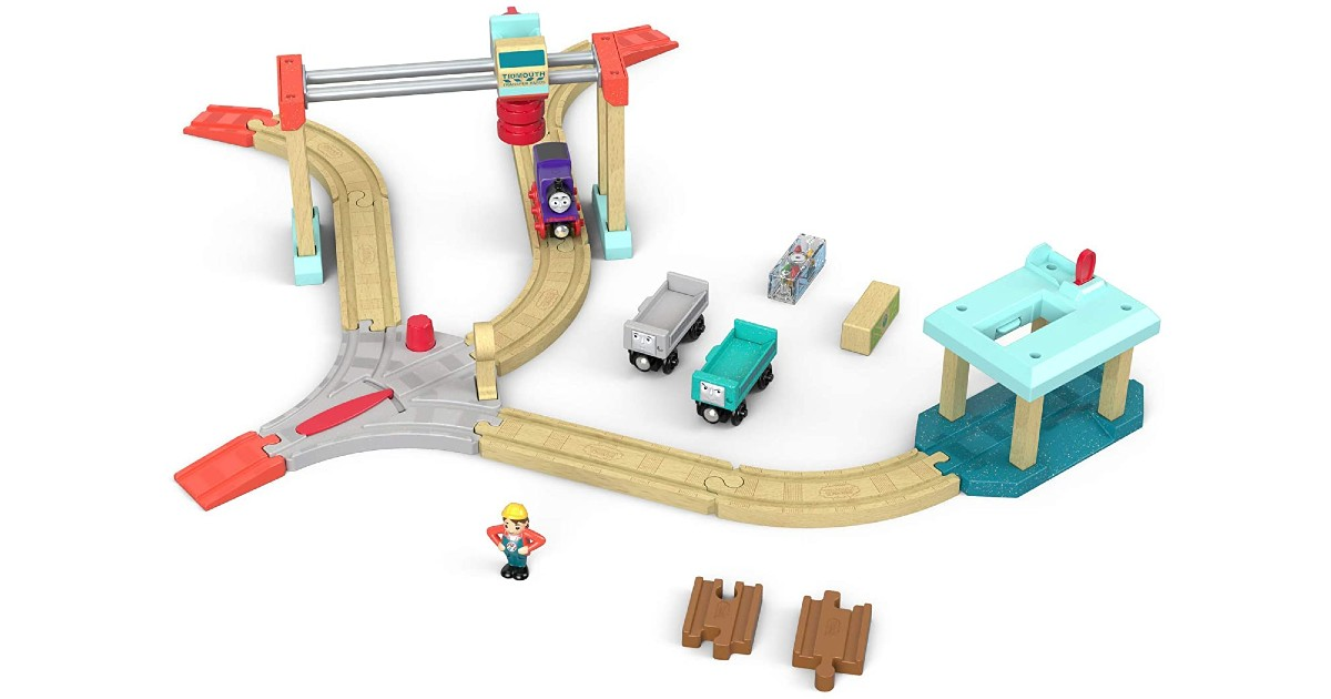 Thomas & Friends Lift & Load Cargo Set ONY $28.50 (Reg. $70)