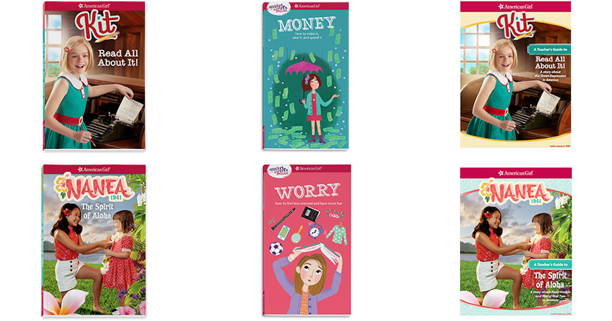 FREE American Girl Online Library