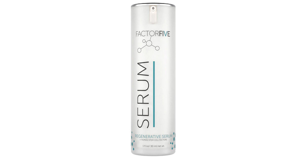 FREE Sample of Factorfive Seru...