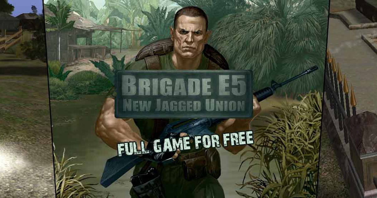FREE Brigade: E5 New Jagged Un...