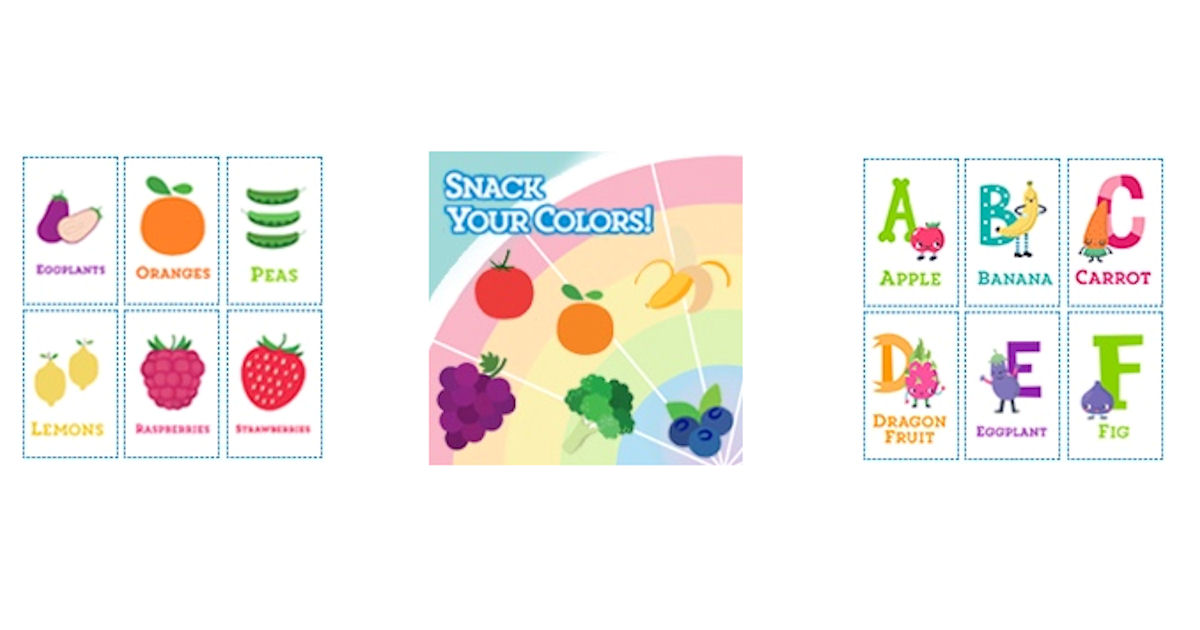 FREE Dole Printable Activities...