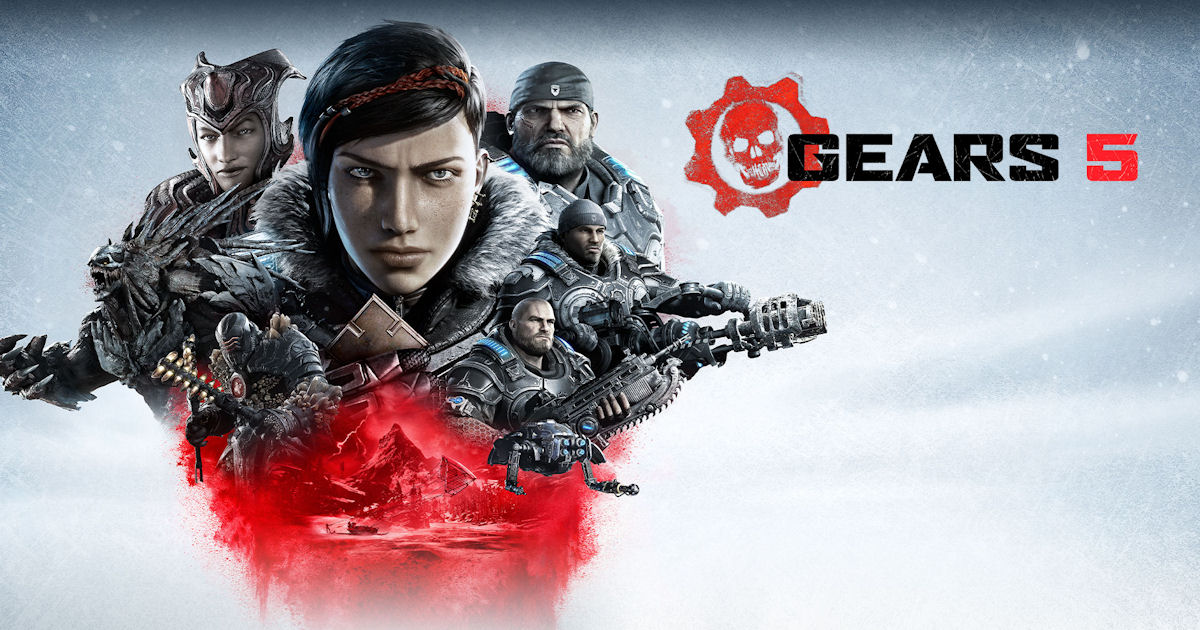FREE Gears 5 PC Game...