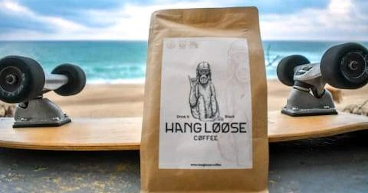 FREE Sample of Hang Loose Coff...
