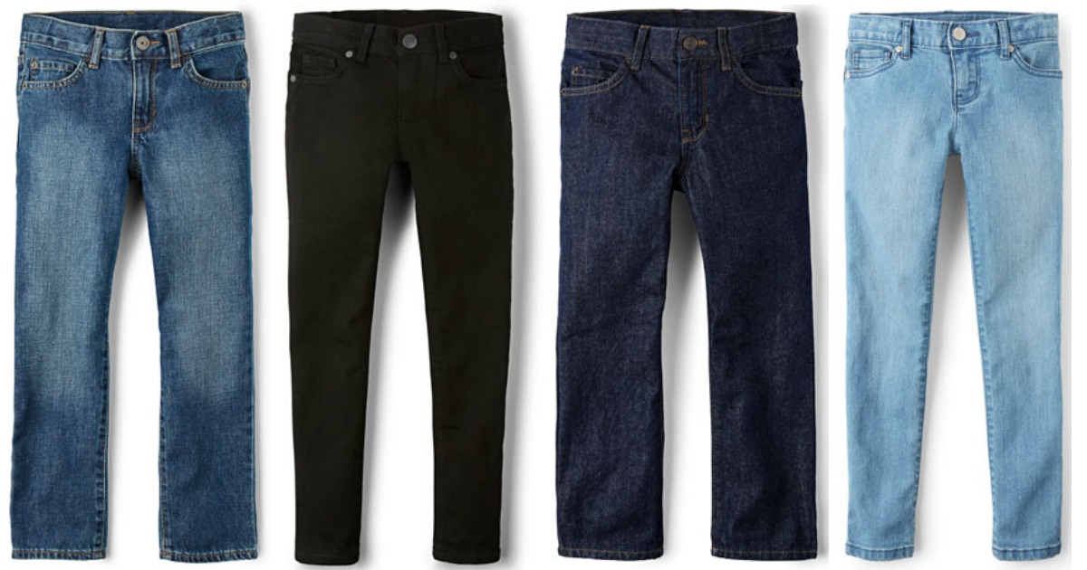 Jeans ONLY $7.80 and UNDER at.