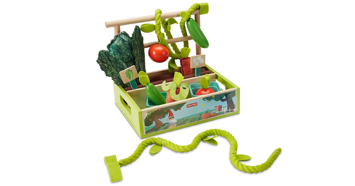 Fisher Price Farm-to-Market Stand on Amazon