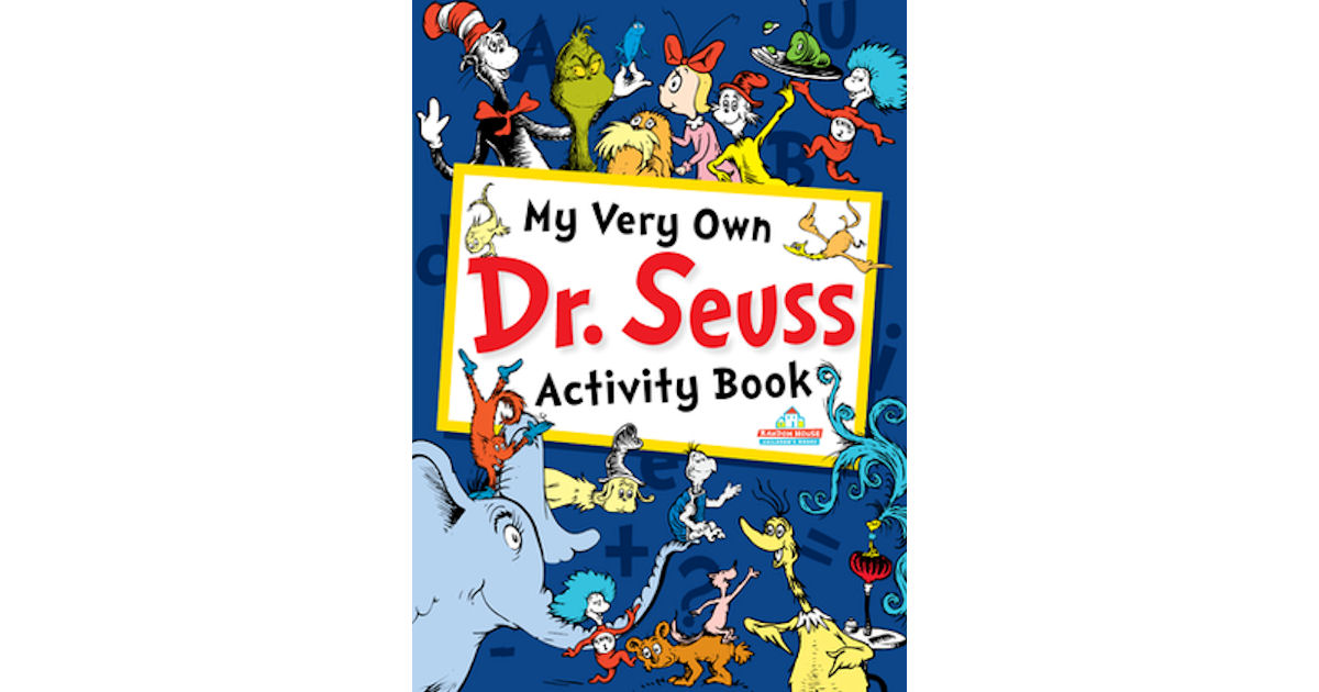 FREE My Very Own Dr. Seuss Act...