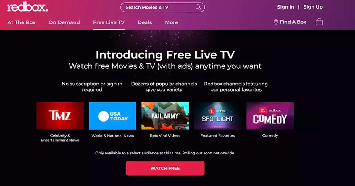 Stream Live TV and Movies for.