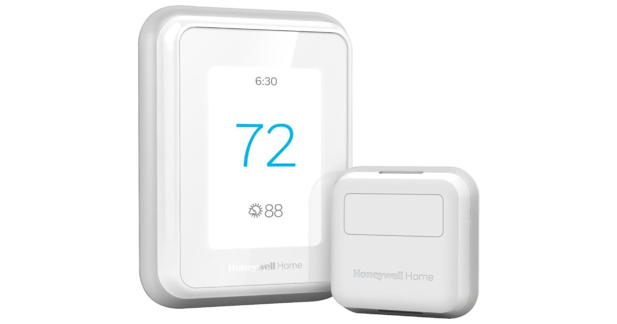 Honeywell Home T9 Smart Programmable Thermostat ONLY $199.99