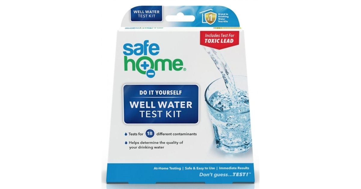 FREE Aqua Science Water Test K...