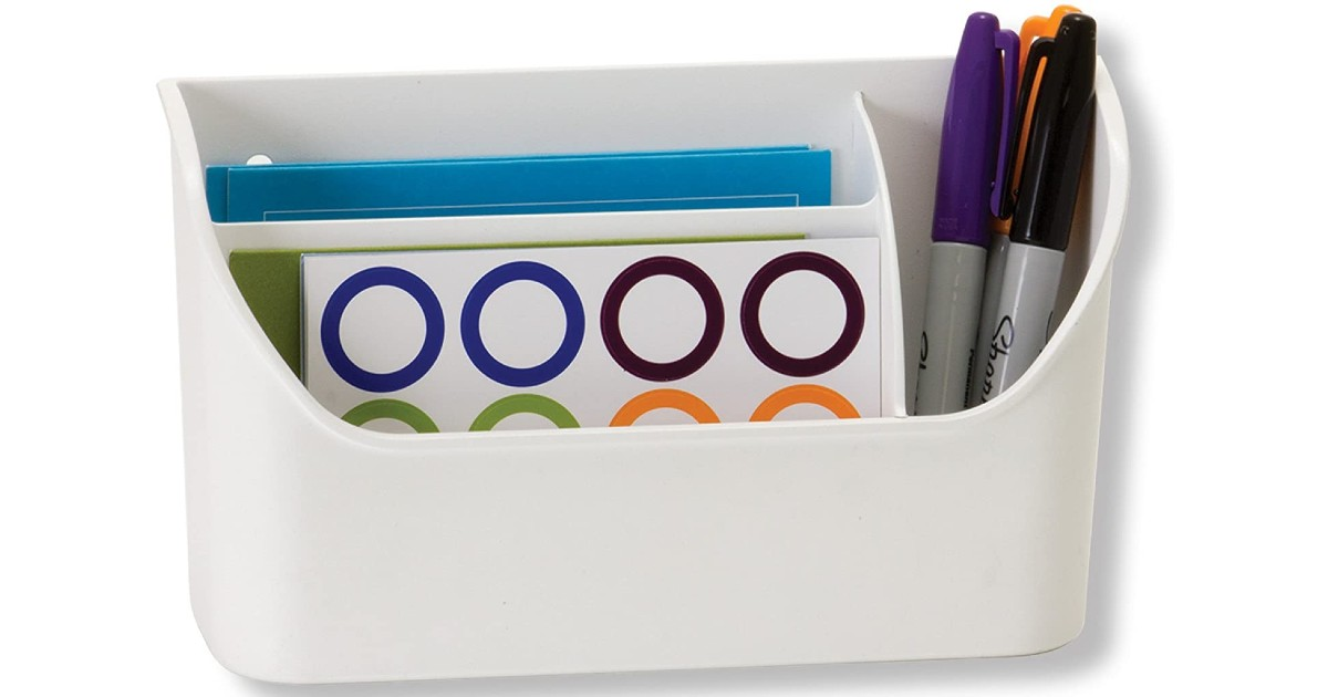 Officemate Magnet Plus Magnetic Organizer ONLY $2 (Reg $10)