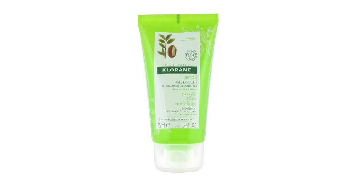 Klorane Eau de Yuzu Nourishing Shower GelONLY $1.87 (Reg. $9)