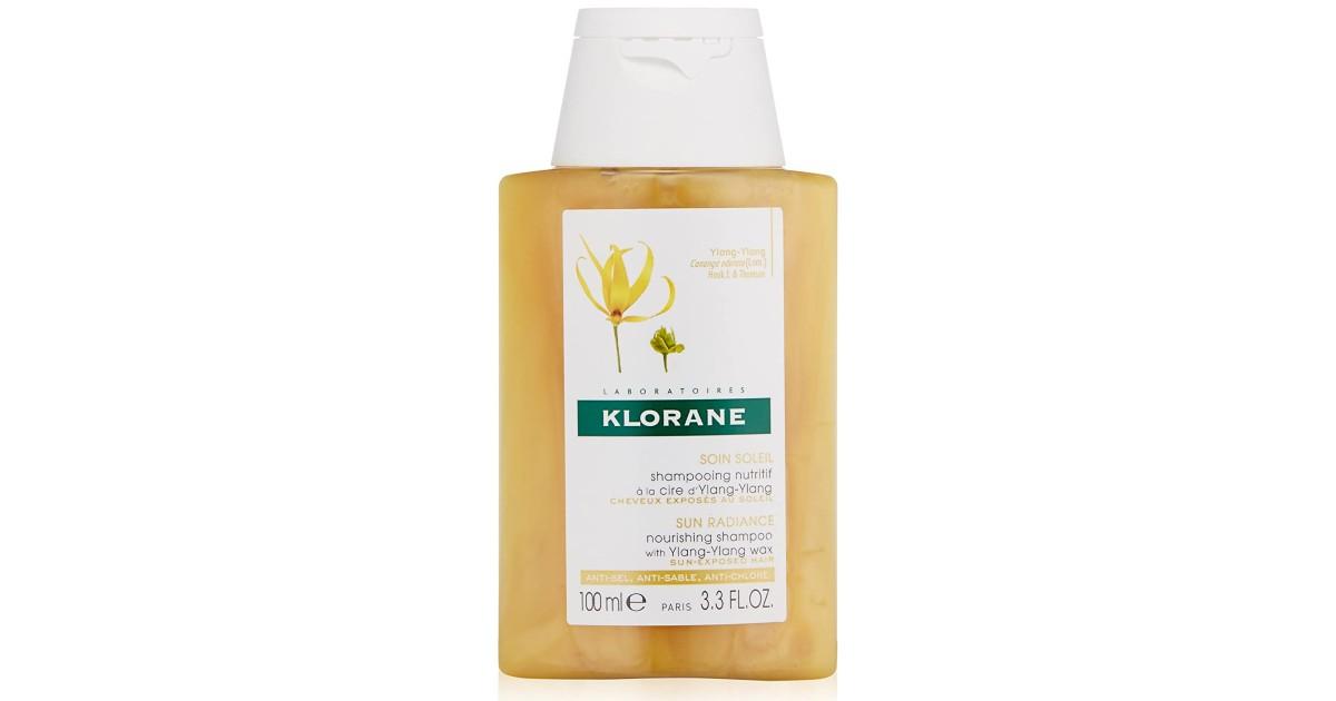 Klorane Sun Radiance Nourishing Shampoo ONLY $3.84 (Reg. $9)