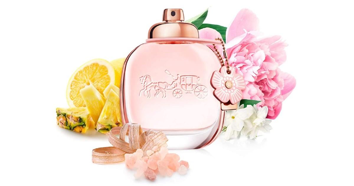 Save $50on Coach Floral Eau De Parfum on Amazon