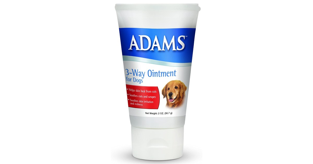 Adams 3-Way Ointment for Dogs ONLY $2.04 Shipped (Reg. $7)