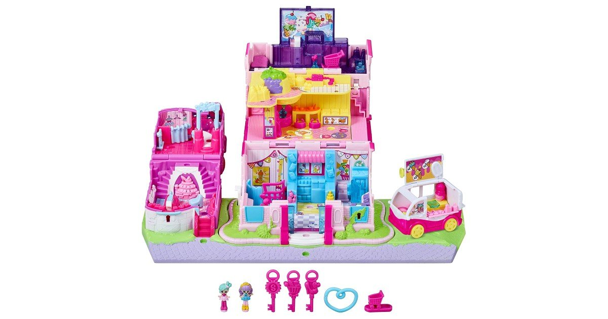 Shopkins Lil' Secrets Mall Playset ONLY $14.24 (Reg. $25)