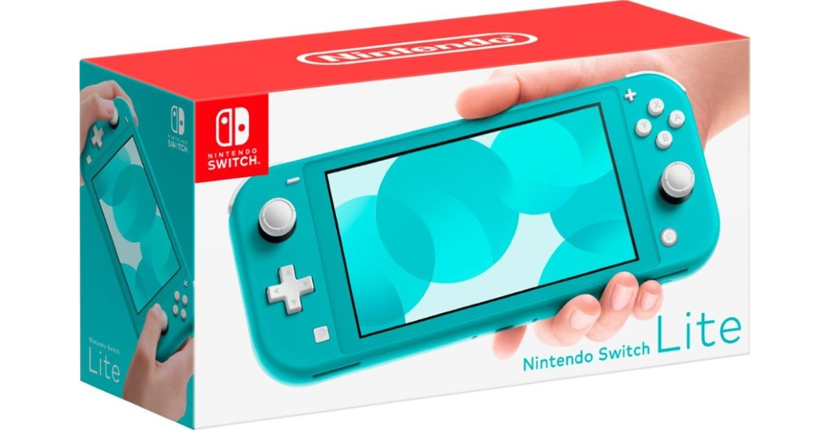 Nintendo Switch Lite ONLY $199 at Best Buy Shipped