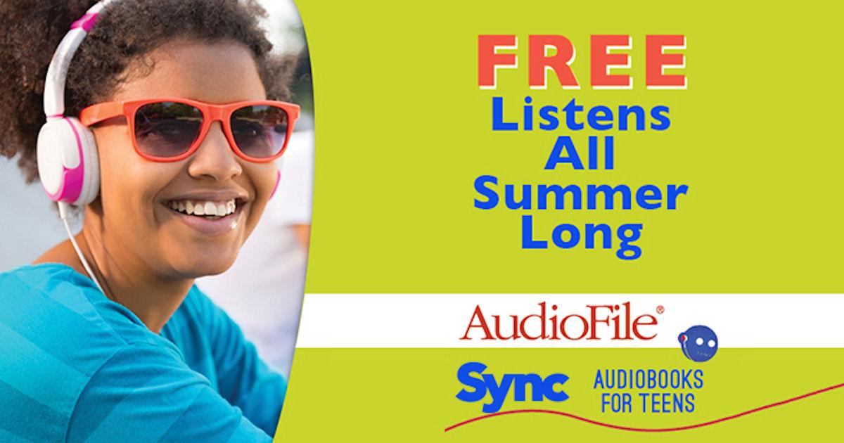 FREE SYNC Audiobook Summer Pro...